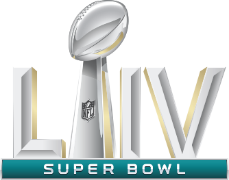 Super Bowl Fifty Four Logo